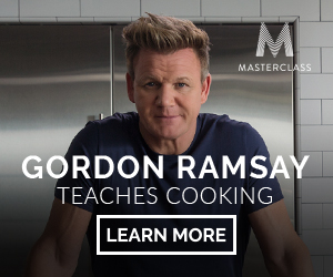 Gordon Ramsay at Masterclass