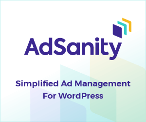 adsanity for wordpress