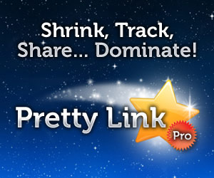 pretty links banner