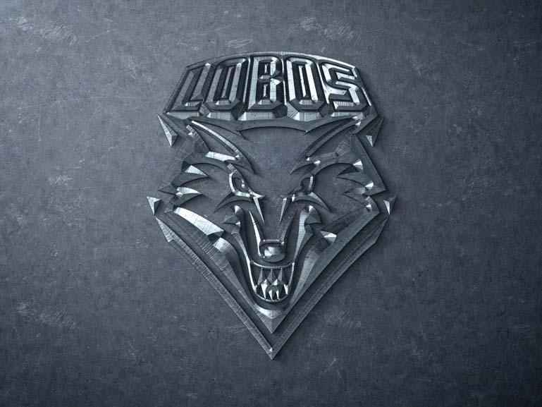 new mexico lobos cinematic metal