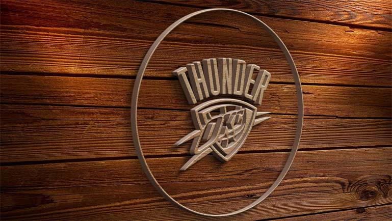 oklahoma city thunder carpenter 3d